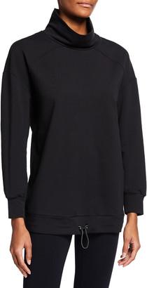 Varley Morrison Mock-Neck Sweatshirt