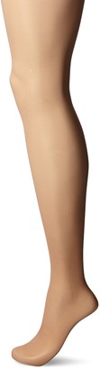 Hanes Women's Waist Smoother Extended Control Top Pantyhose