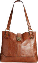 Style&Co. Style& Co. Twistlock Tote, Only at Macy's