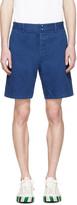 Visvim Navy Pastoral Shorts