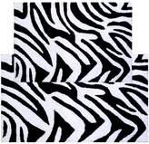 Chesapeake Zebra 2-pc. Bath Rug Set