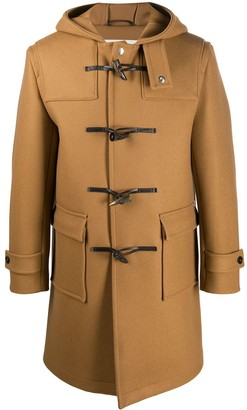 MACKINTOSH Weir hooded duffle coat