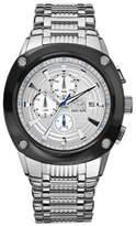 Ecko Unlimited Men'S E20030G2 Hi Tek Silver Stainless Steel Watch