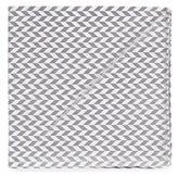 Armani Collezioni Arrowhead jacquard silk pocket square