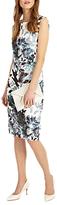Phase Eight Zinnia Scuba Dress, Multi
