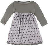 Kickee Pants Heart Swing Dress