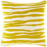"Legacy Mona Zebra Pillow, 20""Sq."