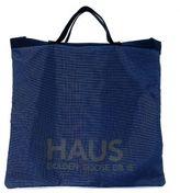 Golden Goose Deluxe Brand Blue Shopping Handbag