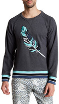 Parke & Ronen Embroidered Sweater