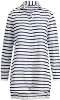 Ralph Lauren Striped Cotton Cover-Up