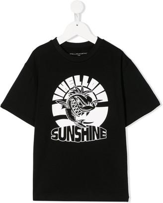 Stella McCartney Sunshine print T-shirt