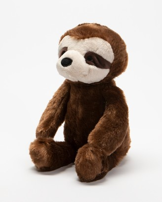 Cotton On Baby - Brown Animals - Baby Snuggle Toy - Size One Size at The Iconic