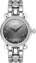 Glam Rock Women's Vintage 34mm Steel Bracelet & Case Quartz Dial Analog Watch GR28054DS
