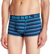 Diesel Men's Hero Allover Stripe Cotton Stretch Boxer Brief