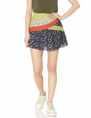 Ramy Brook Women's Floral Printed KAIA Mini Skirt