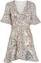 Saylor Muireann Sequined Mini Dress