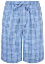 Derek Rose Plaid Lounge Shorts