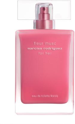 Narciso Rodriguez For Her Fleur Musc Eau De Toilette Florale 50Ml