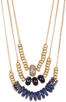Kenneth Cole New York Bead Layer Necklace
