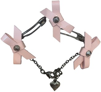 Agent Provocateur Pink Steel Bracelets