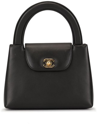 Chanel Pre-Owned CC turn-lock tote