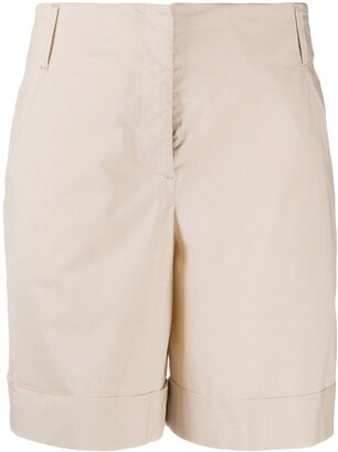 Lorena Antoniazzi Straight-Leg Bermuda Shorts