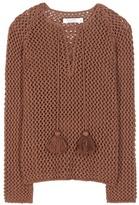 Altuzarra Sitar knitted top