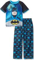 "Batman Little Boys' ""Bat Cave"" 2-Piece Pajamas"