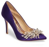 Badgley Mischka Women's Marcela Pointy Toe Pump