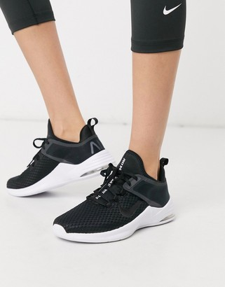 Nike Training Air Max Bella 2 sneakers in black