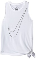 Nike Side Tie Top (Little Kids/Big Kids)