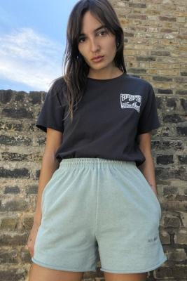 Billabong Beach Please T-Shirt - Black XS at Urban Outfitters