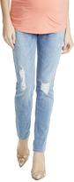Motherhood Jessica Simpson Secret Fit Belly Jegging Maternity Jeans