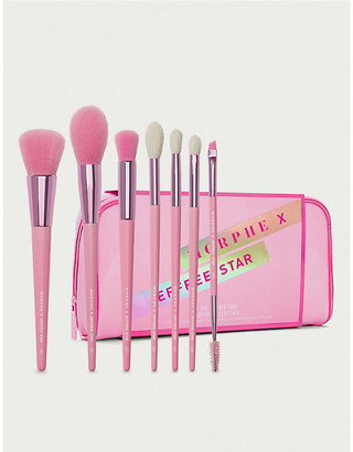 Selfridges The Jeffree Star eye and face brush collection