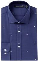 Tommy Hilfiger Sunglasses Print Slim Fit Dress Shirt