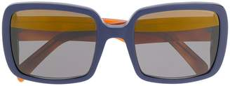 Marni Eyewear oversized sunglasses