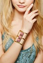 Forever 21 FOREVER 21+ From St. Xavier Darcy Arm Cuff