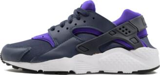 Nike Huarache Run Shoes - Size 3.5Y