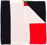 Chinti and Parker Colour Block Scarf