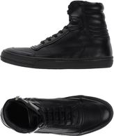 Diesel Black Gold Sneakers