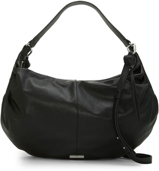 Vince Camuto Lysa Leather Hobo