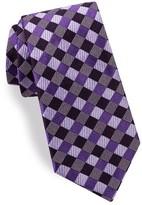 Ted Baker Men's Check Silk Tie
