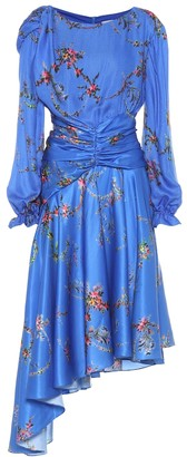 Preen by Thornton Bregazzi Diana floral satin dress