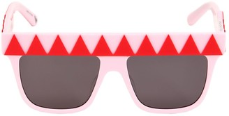 Stella McCartney Triangle Print Sunglasses Size 5-10y