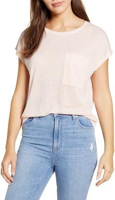 Caslon Slub Knit T-Shirt