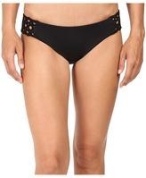 Becca by Rebecca Virtue Siren Tab Side Bottom Women's Swimwear