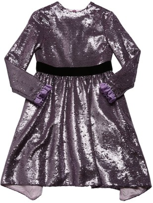Philosophy di Lorenzo Serafini Sequined Party Dress