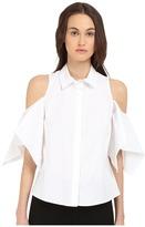 Zac Posen Dolman Sleeve Blouse Women's Blouse