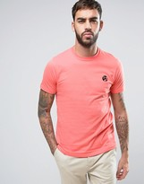 Ps By Paul Smith Ps Logo T-shirt Slim Fit In Pink