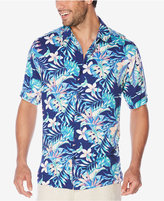 Cubavera Men's Tropical-Print Shirt